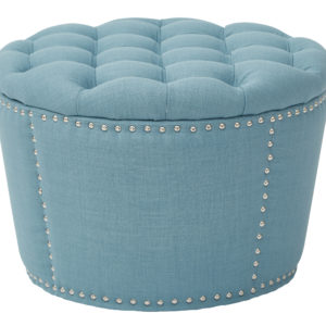 Lacey Tufted Storage Set - Milford Capri - OSP Home Furnishings - Traditional - Residential
