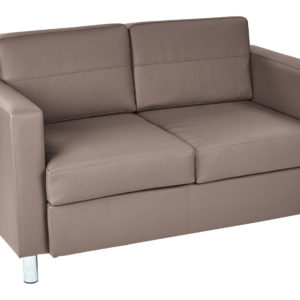 Pacific LoveSeat - Stratus - Work Smart - Contemporary - Commercial & Residential