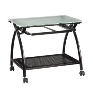 Newport Mobile File - Black - OSP Home Furnishings - Industrial - Residential