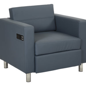 Atlantic chair - Blue - OSP Home Furnishings - Modern - Commercial & Residential