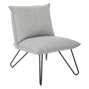 Riverdale Chair - Dove - OSP Home Furnishings - Residential