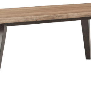 Oakridge Dining Bench - Sand - OSP Home Furnishings - Industrial - Residential
