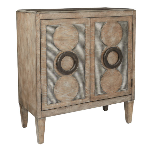 Richmond Storage Cabinet - Natural Ash - OSP Home Furnishings - Contemporary - Residential