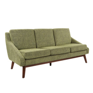 Davenport Sofa - Olive - OSP Furniture - Midcentury - Residential