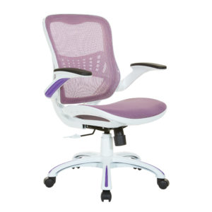 Riley Office Chair - Purple - OSP Home Furnishings - Professional - Commercial & Residential