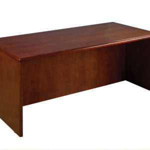 Sonoma Desk Shell 72X36 - Dark Cherry - OSP Furniture - Contemporary - Commercial