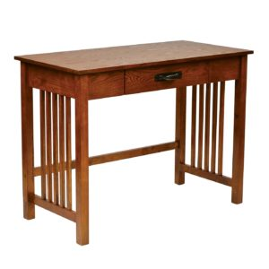 Sierra Writing Desk - Ash Finish - OSP Home Furnishings - Midcentury - Residential
