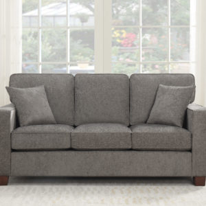 Russell 3 Seater Sofa - Taupe - OSP Home Furnishings - Residential
