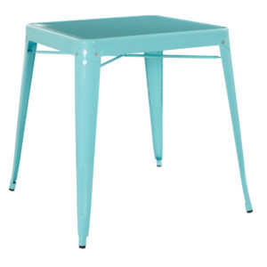 Paterson Metal Table in Mint Finish - Mint - OSP Home Furnishings - Contemporary - Commercial & Residential