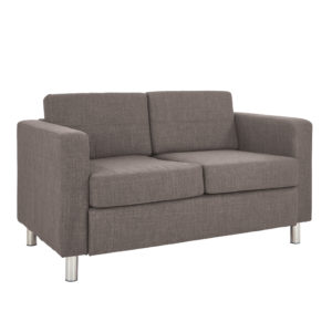 Pacific LoveSeat - Cement - OSP Home Furnishings - Contemporary - Commercial & Residential