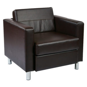 Pacific Armchair - Espresso - OSP Home Furnishings - Contemporary - Commercial & Residential