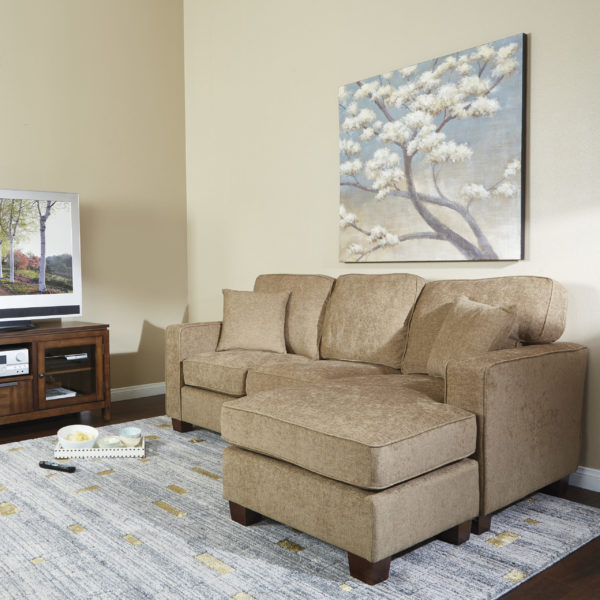 Russell Sectional - Earth - OSP Home Furnishings - Residential