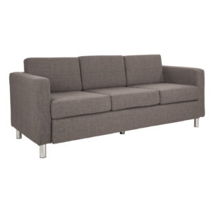 Pacific Sofa Couch - Cement - OSP Home Furnishings - Contemporary - Commercial & Residential