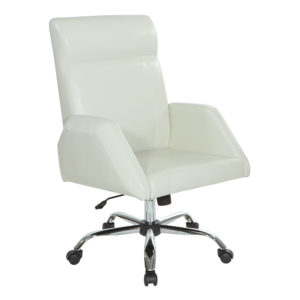 Rochester Executive Chair - Cream - OSP Home Furnishings - Contemporary - Residential