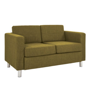 Pacific LoveSeat - Green - OSP Home Furnishings - Contemporary - Commercial & Residential