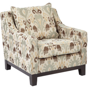 Regent Chair - Arizona Oyster - OSP Home Furnishings - Midcentury - Residential