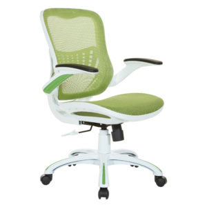 Riley Office Chair - Green - OSP Home Furnishings - Professional - Commercial & Residential