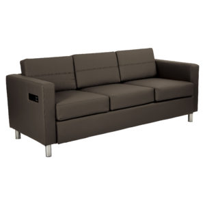 Atlantic Sofa - Graphite - OSP Home Furnishings - Modern - Commercial & Residential
