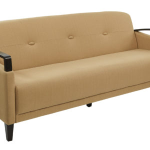 Main Street Sofa - Woven Wheat - OSP Home Furnishings - Contemporary - Commercial & Residential