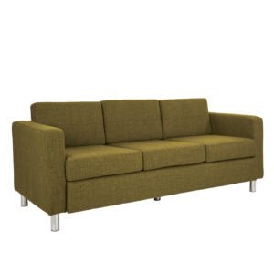 Pacific Sofa Couch - Green - OSP Home Furnishings - Contemporary - Commercial & Residential
