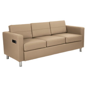 Atlantic Sofa - Dillon Buff - OSP Home Furnishings - Modern - Commercial & Residential