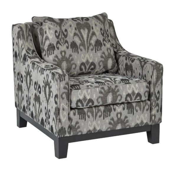 Regent Chair - Arizona Onyx - OSP Home Furnishings - Midcentury - Residential
