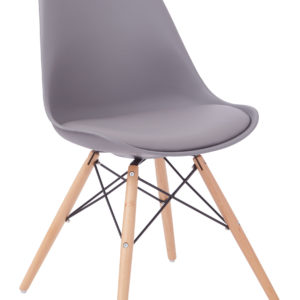 Allen Guest Chair - Grey - OSP Home Furnishings - Midcentury - Residential