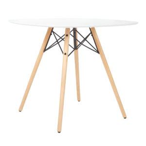 Allen Dining Table - White - OSP Home Furnishings - Residential