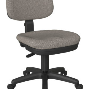 Basic Task Chair - Diamond Gold Dust - Work Smart - Contemporary - Residential