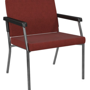 Bariatric Big & Tall Chair - Twilight Cherry - Work Smart - Contemporary - Commercial