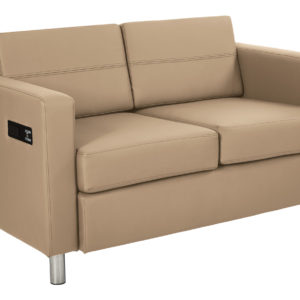 Atlantic Loveseat - Dillon Buff - OSP Home Furnishings - Modern - Commercial & Residential