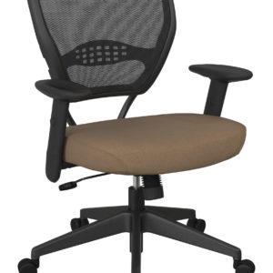 Professional AirGrid Back Managers Chair - Icon Taupe - SPACE SEATING - Contemporary - Commercial