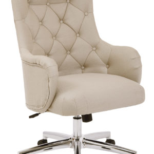 Ariel Desk Chair - Mouse - OSP Home Furnishings - Traditional - Residential