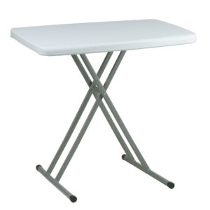 Personal Tray Table - Light Grey - Work Smart - Contemporary - Commercial