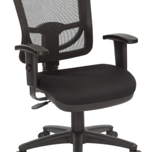 ProGrid Mesh Back Task Chair - Coal - Pro-Line II - Contemporary - Commercial