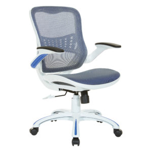 Riley Office Chair - Blue - OSP Home Furnishings - Professional - Commercial & Residential