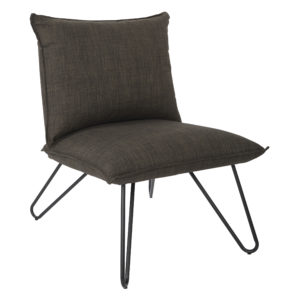 Riverdale Chair - Asphalt - OSP Home Furnishings - Residential