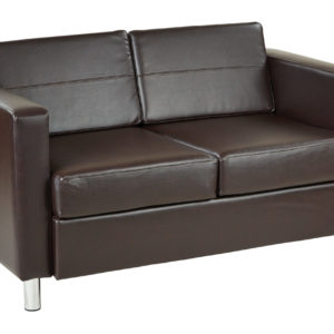 Pacific LoveSeat - Espresso - OSP Home Furnishings - Contemporary - Commercial & Residential