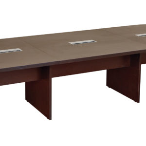 20' Racetrack Conference Table - Cherry - OSP Furniture - Commercial
