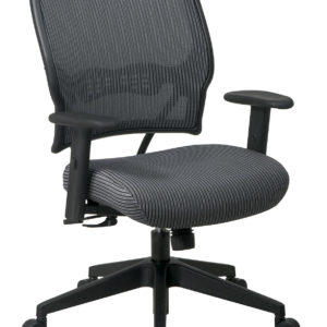 Deluxe Chair with Charcoal - Charcoal - SPACE SEATING - Contemporary - Commercial