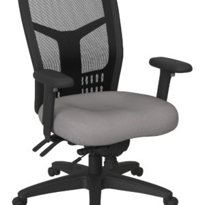 ProGrid High Back Managers Chair - Fun Colors Steel - Pro-Line II - Contemporary - Commercial