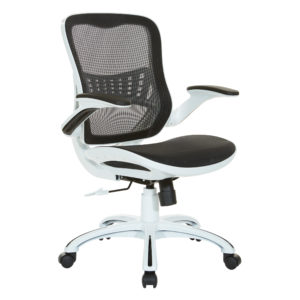 Riley Office Chair - Black - OSP Home Furnishings - Professional - Commercial & Residential